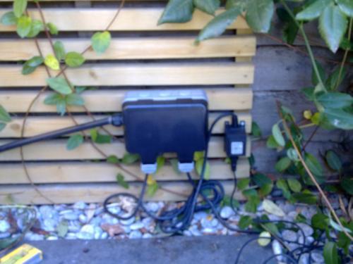 Wiring Regulations Outdoor Sockets